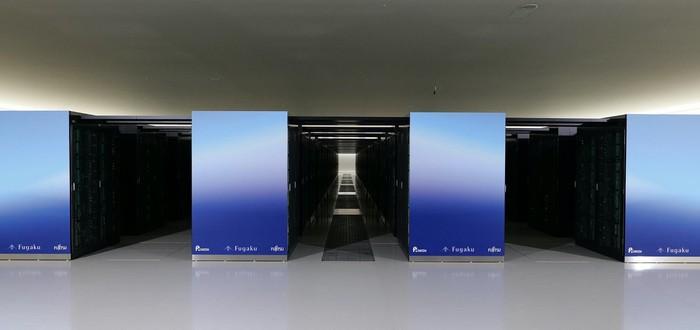 Японский суперкомпьютер установил новый рекорд производительности — 415.5 петафлопс