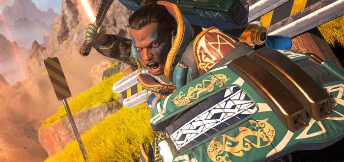 Новый патч для Apex Legends изменит баланс персонажей