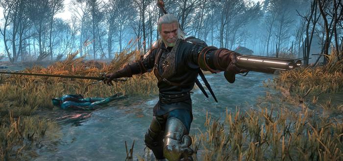 Новый мод для The Witcher 3 добавляет в игру 10 пистолетов