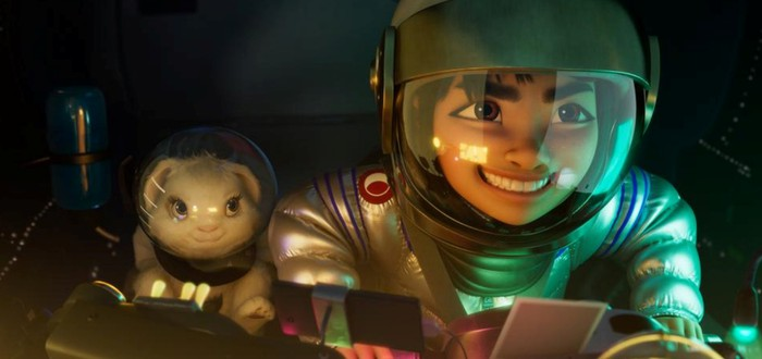 """Первый трейлер мультфильма Over the Moon от режиссера """"Покахонтас"""" и """"Русалочки"""""""