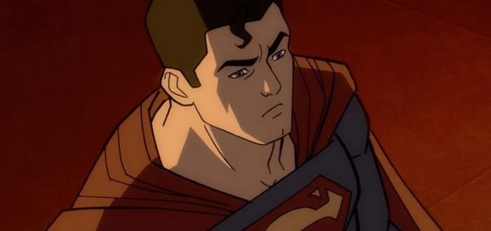 Предыстория Супермена в трейлере мультфильма Superman: Man of Tomorrow