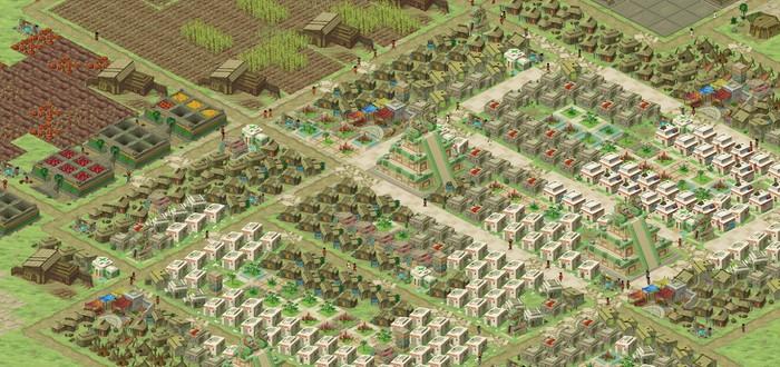 Строительство цивилизации ацтеков в первом трейлере Aztec Empire