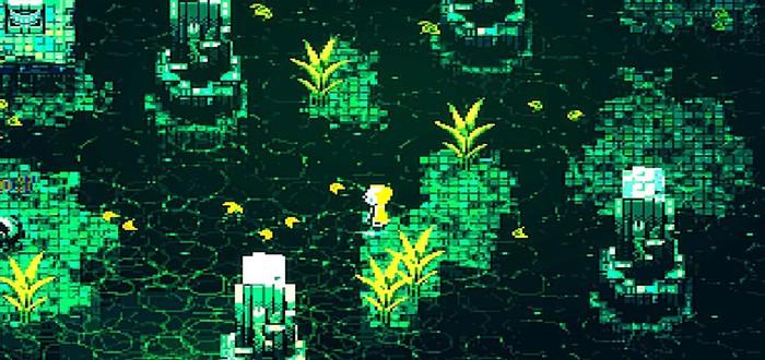 Мир постапокалипсиса в первом трейлере пиксельного экшена Radio the Universe