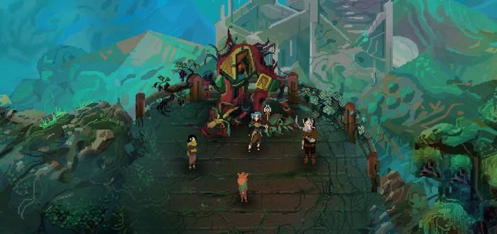В Children of Morta появился новый персонаж — воительница Апан
