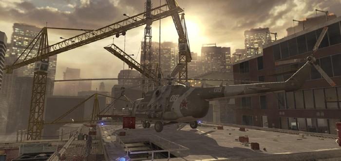В Call of Duty: Modern Warfare добавят карту Highrise из Modern Warfare 2