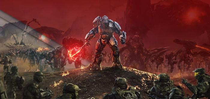 Послание от Изгнанников в новом тизере Halo Infinite