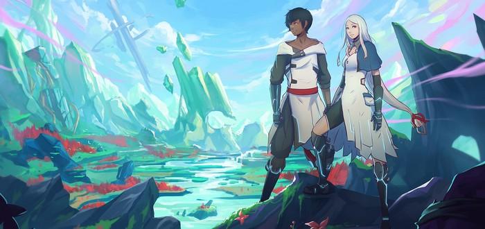 Любовь и инопланетный мир в новом трейлере RPG Haven