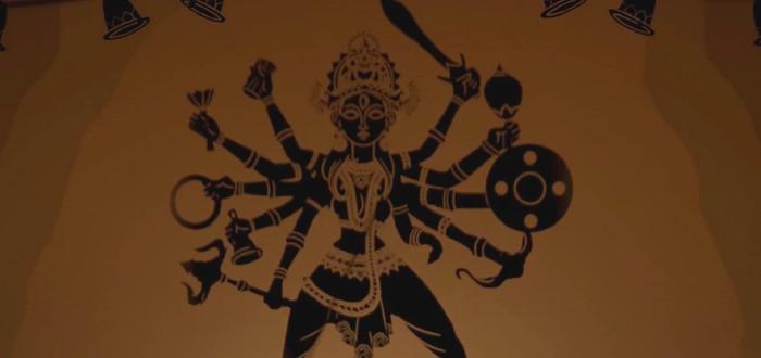 Геймплей экшен-адвенчуры Raji: An Ancient Epic про Древнюю Индию