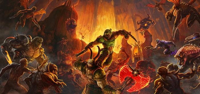 Задержка релиза DOOM Eternal была связана с негативными оценками Fallout 76