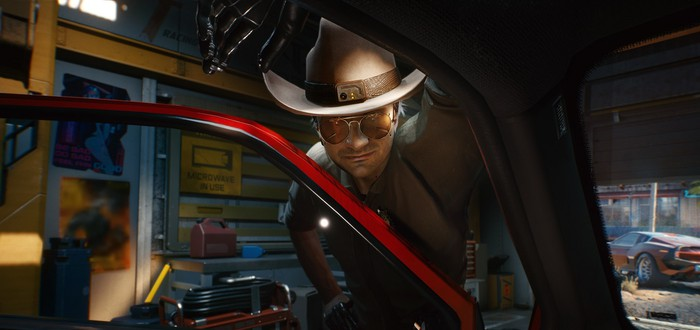 DF о Cyberpunk 2077: Мы никогда не видели игру в открытом мире с таким количеством деталей
