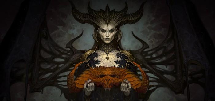 Карта мира, скриншоты и модели демонов — новая информация по Diablo 4