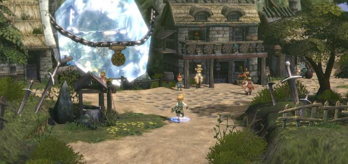 Анонсирована демоверсия Final Fantasy Crystal Chronicles Remastered