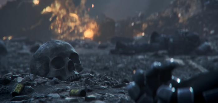 Тизер многообещающего фанатского фильма по Warhammer 40k — The Exodite