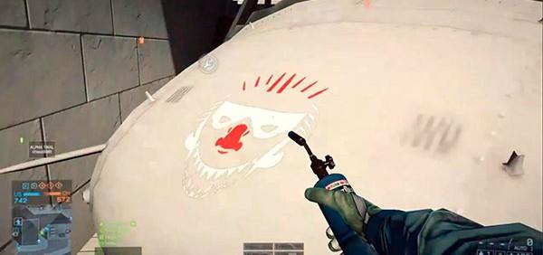 На технике в Battlefield 4 появятся эмблемы