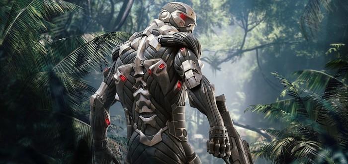 Crysis Remastered выйдет 23 июля, геймплейный трейлер уже в сети