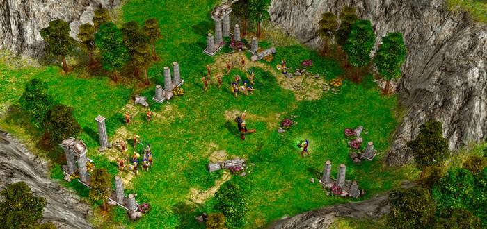 Для Age of Mythology внезапно вышел крупный апдейт с новой картой