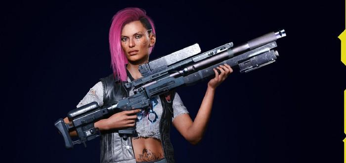 Изменения внешнего вида Ви в зависимости от выбора происхождения в Cyberpunk 2077