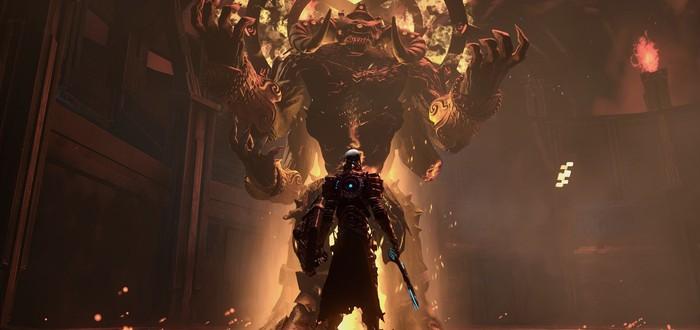 Мрачная RPG о квантовом катаклизме Hellpoint выйдет 30 июля