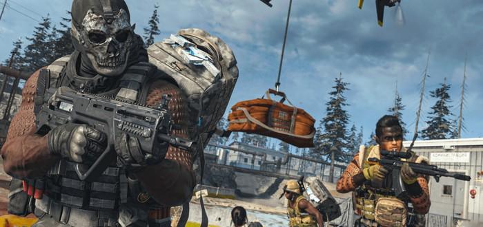 СМИ: К старту пятого сезона карта Call of Duty Warzone значительно изменится