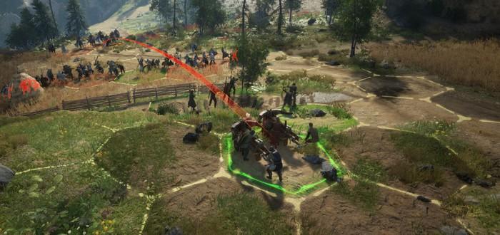 Третий видеодневник разработки King's Bounty 2 посвящен боевой системе