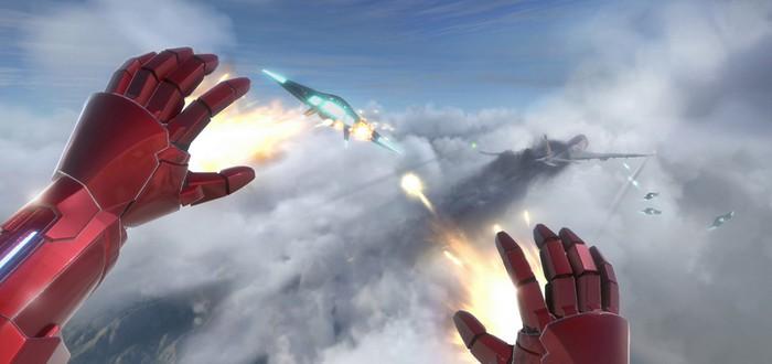 Критики про Iron Man VR: Как же далеко зашли игры для виртуальной реальности