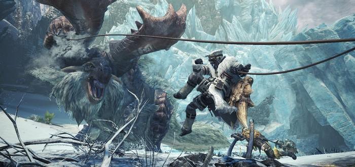 Детали четвертого глобального обновления Monster Hunter World: Iceborne — релиз уже 9 июля