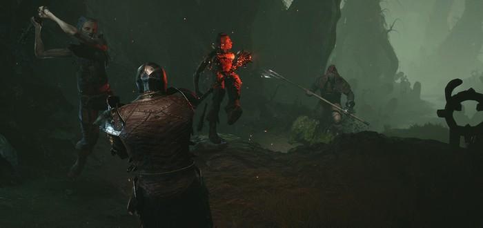 Разработчики Mortal Shell решили провести открытый бета-тест игры