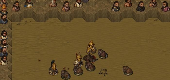 Новое дополнение Blazing Deserts для Battle Brothers выйдет 13 августа