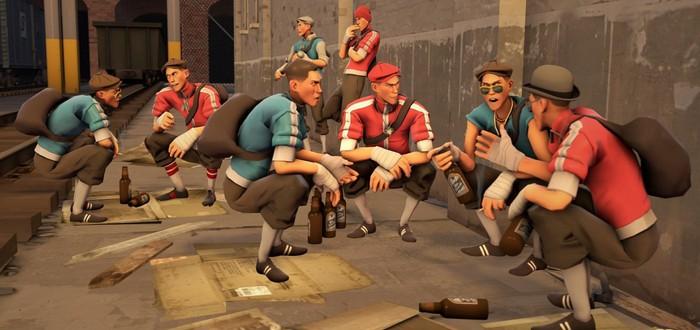 Вышел Team Fortress 2 Classic — мод, возвращающий игру в 2008 год