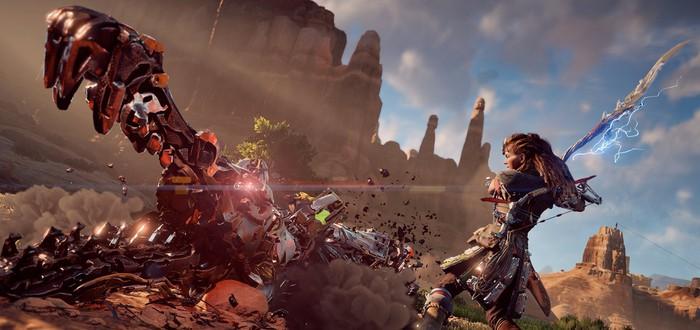 Видеосравнение PS4 Pro и PC-версии Horizon Zero Dawn
