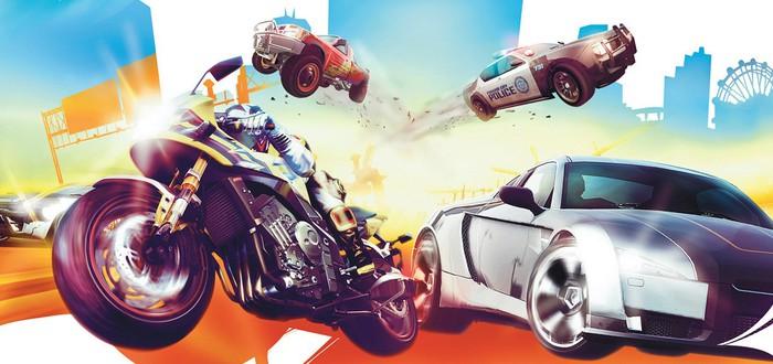 Criterion выпустила шесть небольших бесплатных игр