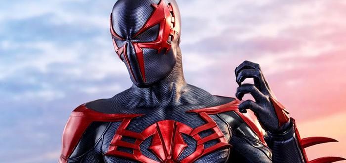 Hot Toys показала фигурку Человека-паука из 2099 года