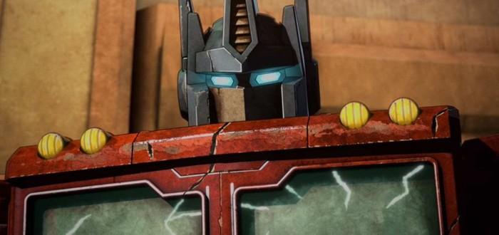Вечная битва — новый трейлер мультсериала Transformers: War For Cybertron