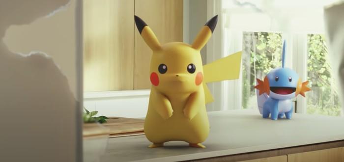 Райан Джонсон снял милую рекламу для Pokemon Go Fest 2020