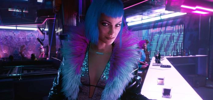 Разработчики Cyberpunk 2077 рассказали про актрису Эвелин Паркер