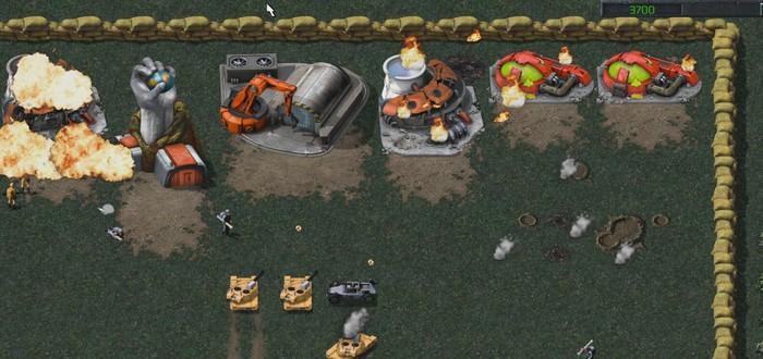 Негатив вокруг C&C: Rivals повлиял на выход ремастера Command & Conquer