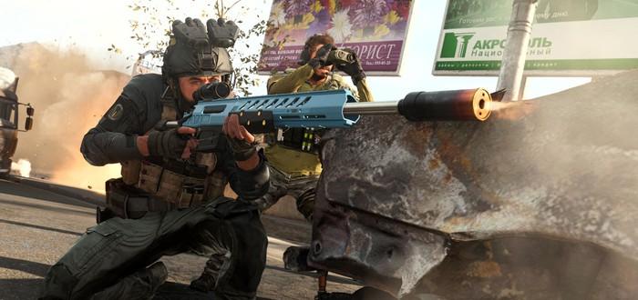 Праздник смерти в сумасшедшем фанатском видео по Call of Duty: Modern Warfare