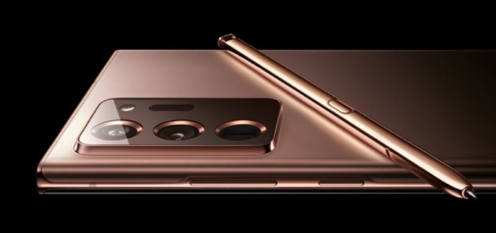 """В сети появились первые """"живые"""" фотографии Samsung Galaxy Note 20 Ultra"""