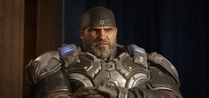 Воссоединение отряда Дельта в тизере новой операции Gears 5