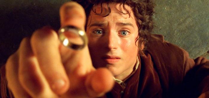 """Фродо прячется от назгула в презентации игры по """"Властелину колец"""""""