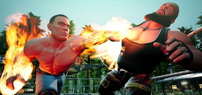 WWE 2K Battlegrounds выйдет 18 сентября, новый трейлер