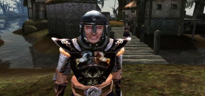 Для Morrowind вышел мод, который убирает из диалогов упоминания сексуальных домогательств