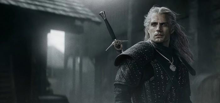 """Генри Кавилл повредил глаз на съемках """"Ведьмака"""", когда пытался вжиться в роль Геральта"""
