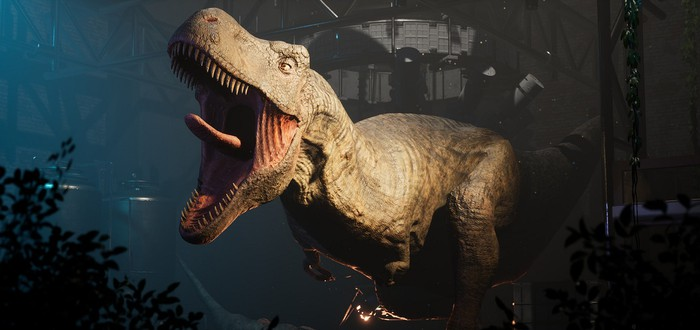 Прятки от динозавров в первом трейлере кооперативного хоррора Deathground