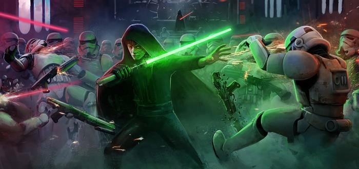 """Новая книга вселенной """"Звездные войны"""" объяснила почему Люк не нашел воскресшего Палпатина"""