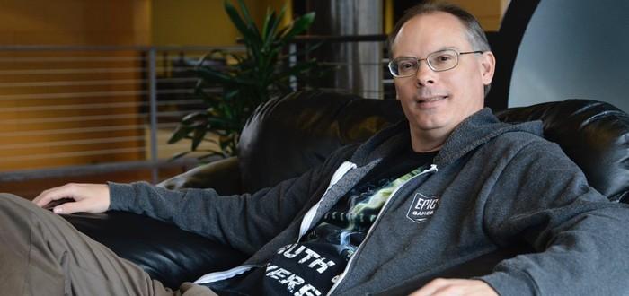 Тим Суини: Инвестиции Sony никак не связаны с моими высказываниями по поводу PS5