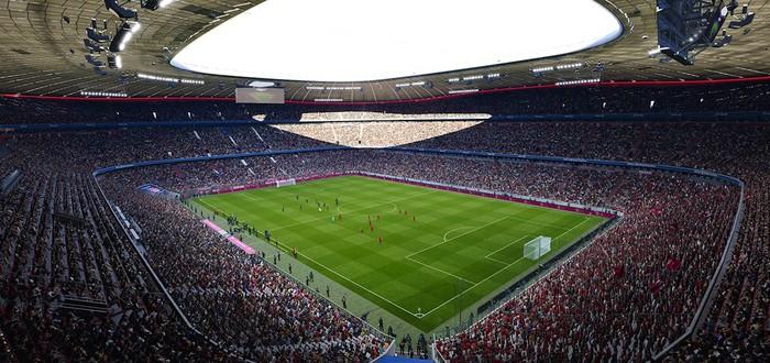 Утечка: Konami выпустит 2021 SEASON UPDATE для eFootball PES 2020