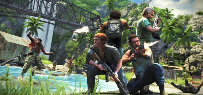 Для Far Cry 3 вышел кооперативный мод на 8 человек