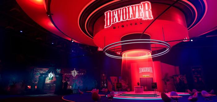 Все самое важное с безумной презентации Devolver Digital — в том числе бесплатный симулятор в Steam