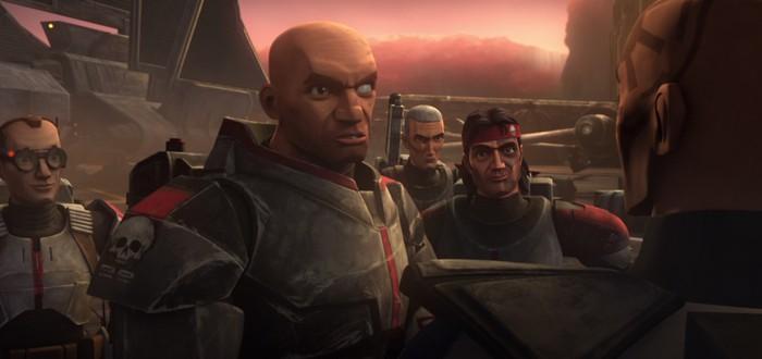 Новый анимационный сериал Star Wars расскажет про отряд штурмовиков из бракованной партии
